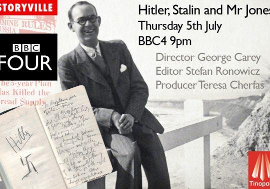 Hitler, Stalin and Mr Jones