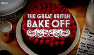 The Great British Bake Off - Title