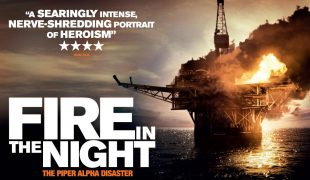 Fire in the Night Poster